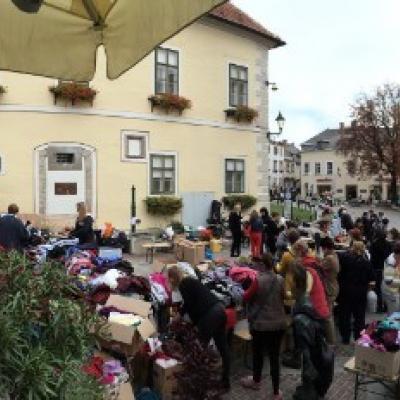 16. Mödlinger Charity-Flohmarkt - thumb