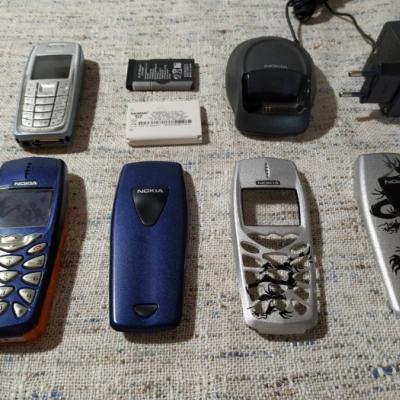 NOKIA RETRO Phoneset - thumb