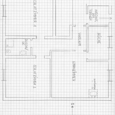 Wohnung in zetraler Ruhelage - thumb