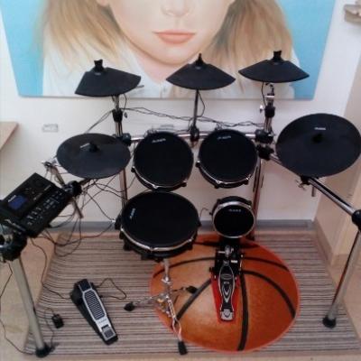 E-Drum Set Alesis DM 10 MK II Pro - thumb
