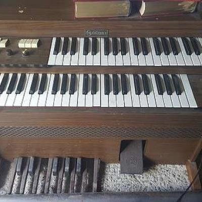 Orgel zu verschenken - thumb