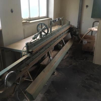 Holzwerkstatt-Maschinen nur für Privatgebrauch - thumb