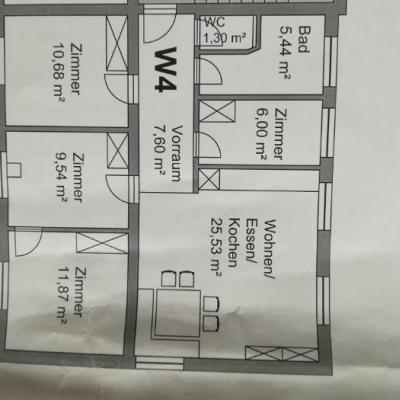 Wohnung zu vermieten 80m² - thumb