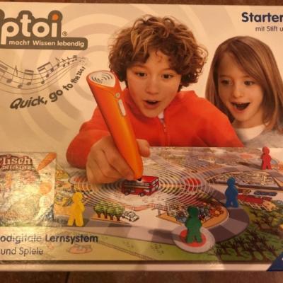 Tiptoi Starter-Set mit Stift und Spiel - thumb