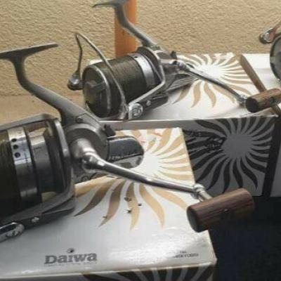 Daiwa Tournament Basia QDA45 - thumb