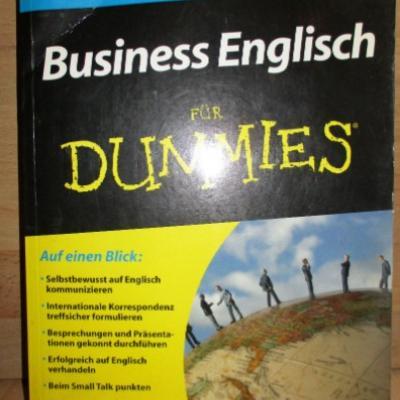 Lehrbuch Businessenglisch - thumb