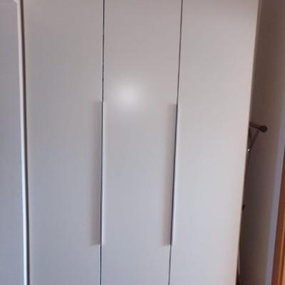 Kleiderschrank weiß - thumb