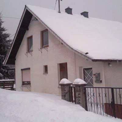 Nettes Einfamilienhaus mit Garage und Garten - thumb