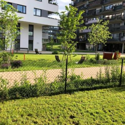 Moderne U-Bahn nahe Wohnung mit Terrasse & Garten - thumb