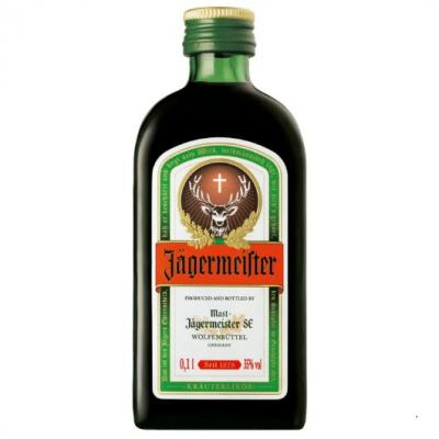 Lt. Flaschen Jägermeister - thumb