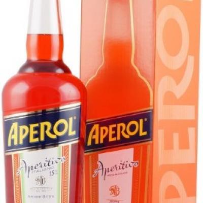 Aperol Flasche 3 L mit Originalkarton - thumb