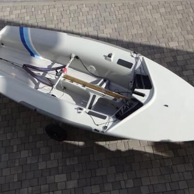 Segelboot 420er - thumb