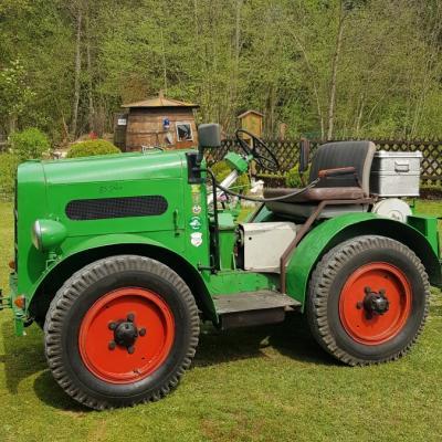 Drexler Traktor Linz - thumb