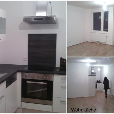 Helle 2-Zimmerwohnung mit Balkon - Neubau - thumb