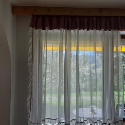 Vorhang - halbtransparent - thumb