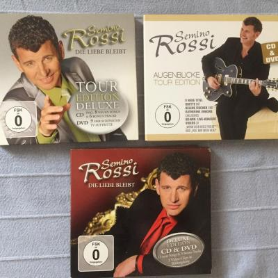 Semino Rossi DVD und CD-Sammlung! - thumb