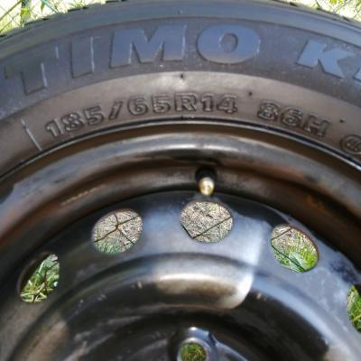 4 Sommerreifen Hankok Optimo - thumb