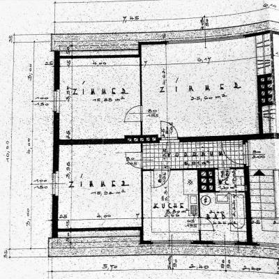 Provisionfrei 3 Zimmer Wohnung in 8950 Stainach zu vermieten - thumb