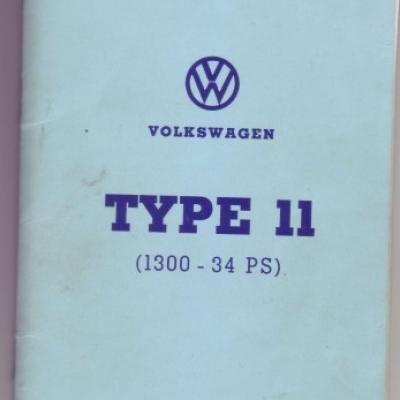 VW Käfer Baujahr 1966 - thumb