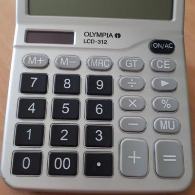 Taschenrechner zu verkaufen - thumb