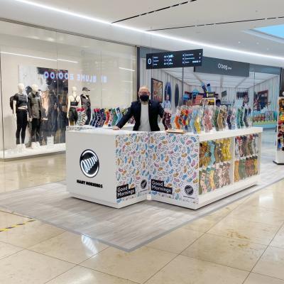Verkäufer (m/w) für einen Socken Pop Up Store in der SCS Vösendorf - thumb