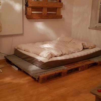 Schönes Zimmer mit Wintergarten in 2er WG, 10 Gehminuten Hbf - thumb