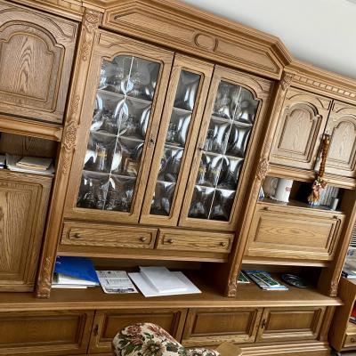 Wohnzimmer Schrankwand - thumb