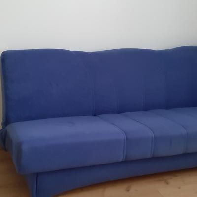 SITZBANK blau. - thumb