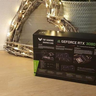 ASUS TUF GeForce RTX 3080 O10G-GAMING - thumb