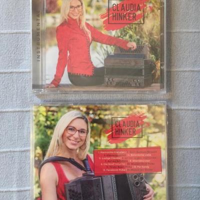 "CD ""Harmonika Granaten"" von Claudia Hinker! - thumb"