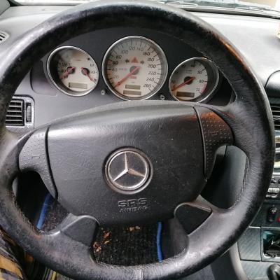 Mercedes Benz SLK 200 Cabrio - thumb
