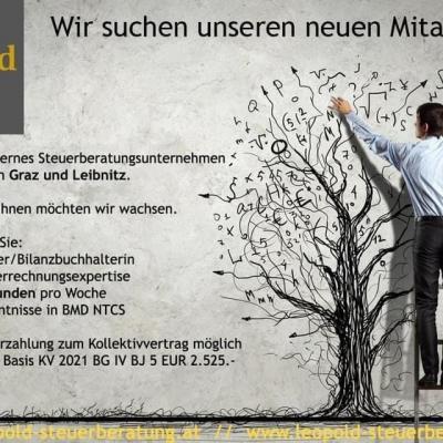 Bilanzbuchhalter 40h in Graz und/oder Leibnitz - thumb