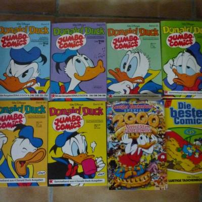 Donald Duck Jumbo Comics - thumb