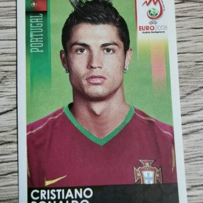 Paninisticker C. Ronaldo - EM2008 - thumb