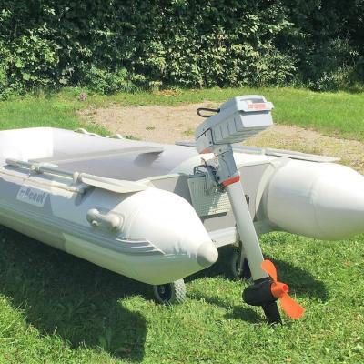 Schlauchboot Beaut TZ300 AL mit Slipräder (ohne Motor) - thumb