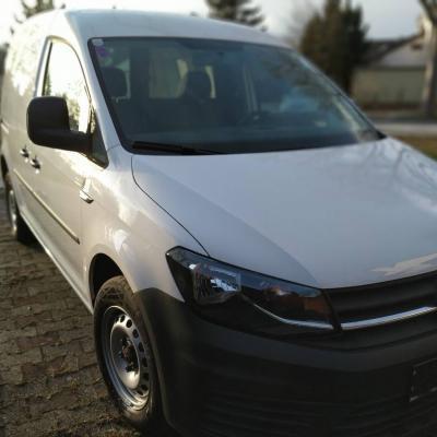VW Caddy Caddy Entry TDI, nur 2500 km, 75 PS (55 kW) Eur 15.800 - thumb