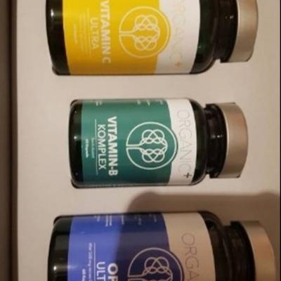 Organic + Kapseln Neu! - thumb