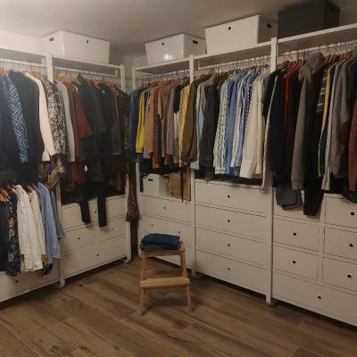 Begehbarer Kleiderschrank/ Kleiderschrank/ Ankleideraum - thumb