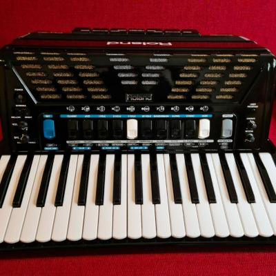 Roland FR-3x V-Accordion Akkordeon - thumb