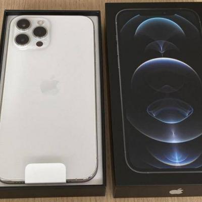Apple iPhone 12 - 12 Pro max 256 GB entsperrt - thumb