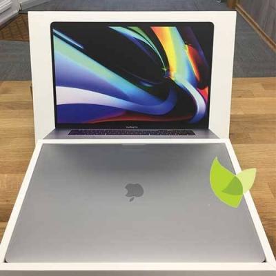 Neues Apple Macbook Pro 16- i9 - Intel Core 9. Gen. - thumb