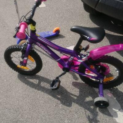Roller und Fahrrad - thumb