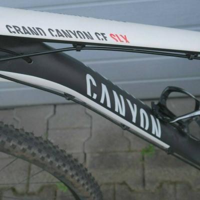 Canyon MTB XF SLX 9.9 Carbonrahmen - thumb