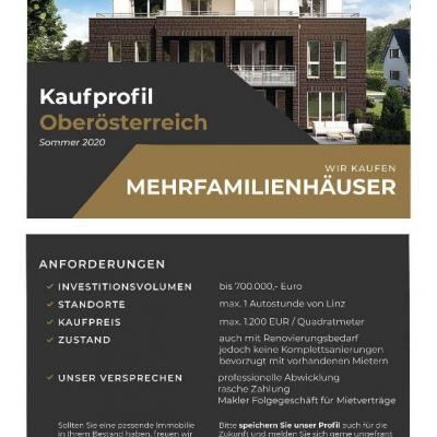 Suche/Kaufe Mehrfamilienhäuser - thumb