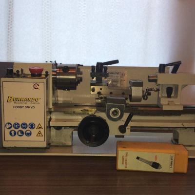 Tischdrehmaschine Hobby 300VD Firma Bernado - thumb