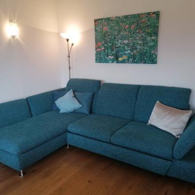 Couch Jazz Plus Sitzgruppe Sofa Topzustand mit allen Zusatzfunktionen - thumb