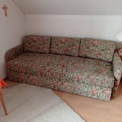 Vintage Schlafcouch - thumb