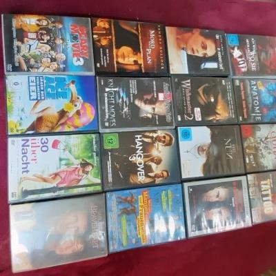 Dvd Filme und Blu Ray Discs - thumb