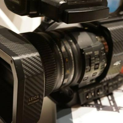Panasonic DVX 200 4K Camcorder - thumb