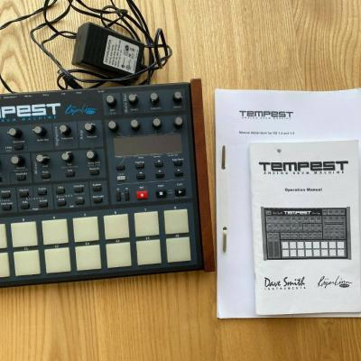 Dave Smith Instruments Tempest - thumb